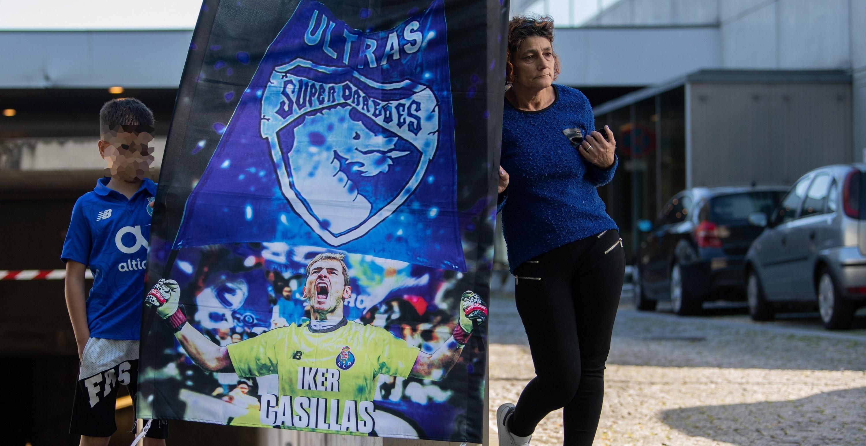 Casillas no tendrá secuelas pero es pronto para hablar de su futuro, según el médico del Oporto