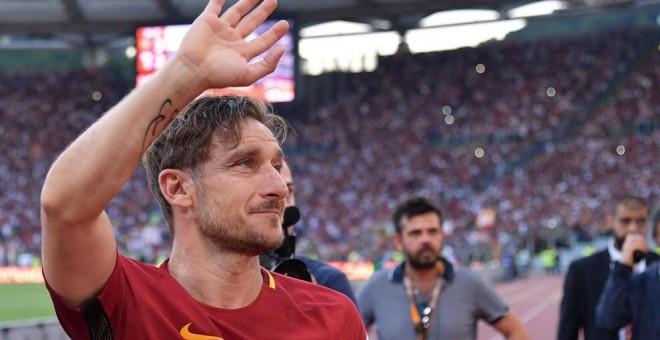 Totti y la Roma, por qué los italianos necesitan héroes
